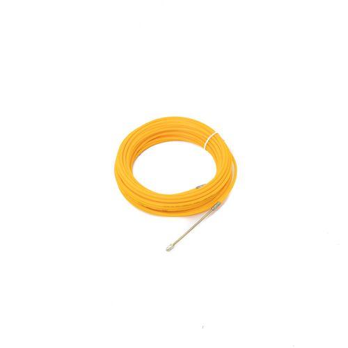 Cinta Pasa Cables Con Alma De Acero 4mm x 15 Metros - Cortag