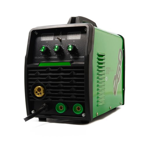 Soldadora Inverter Electrodo Mig Mag 250 Amp Salkor Imep2500 Profesional